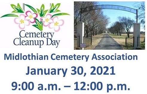 Cemetery Clean up Day - small