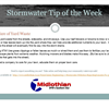 Stormwater Tip 031617
