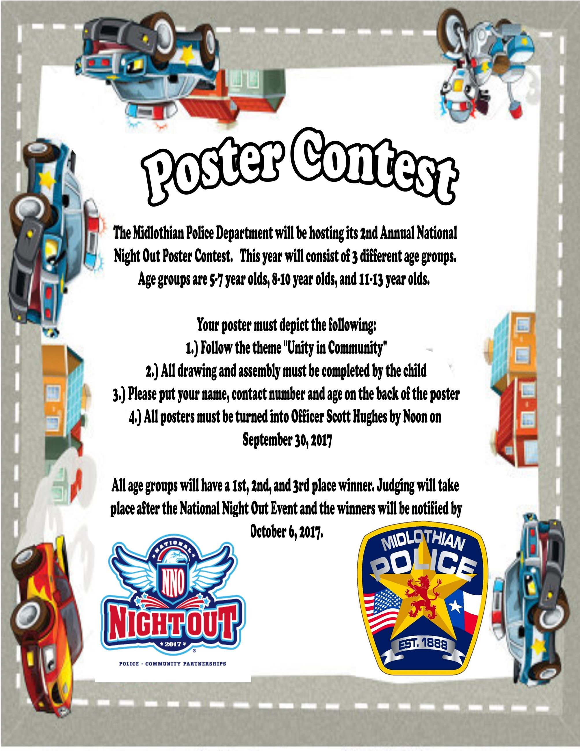 NNO Poster Contest 2017
