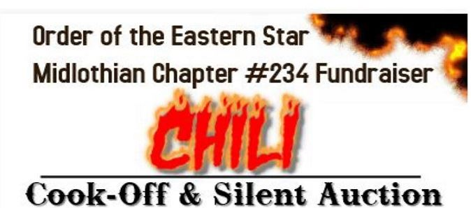 2018 Chili Cookoff Flyer Header