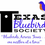 Texas Bluebird Society Logo