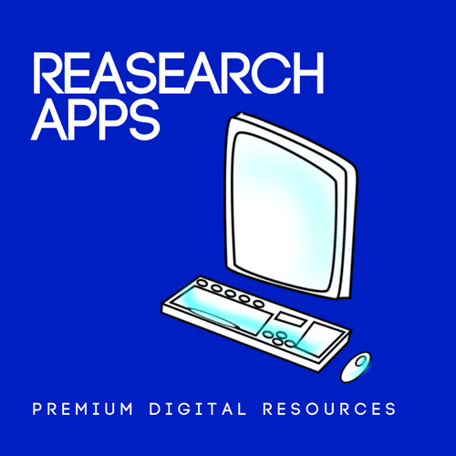 Reasearch Apps