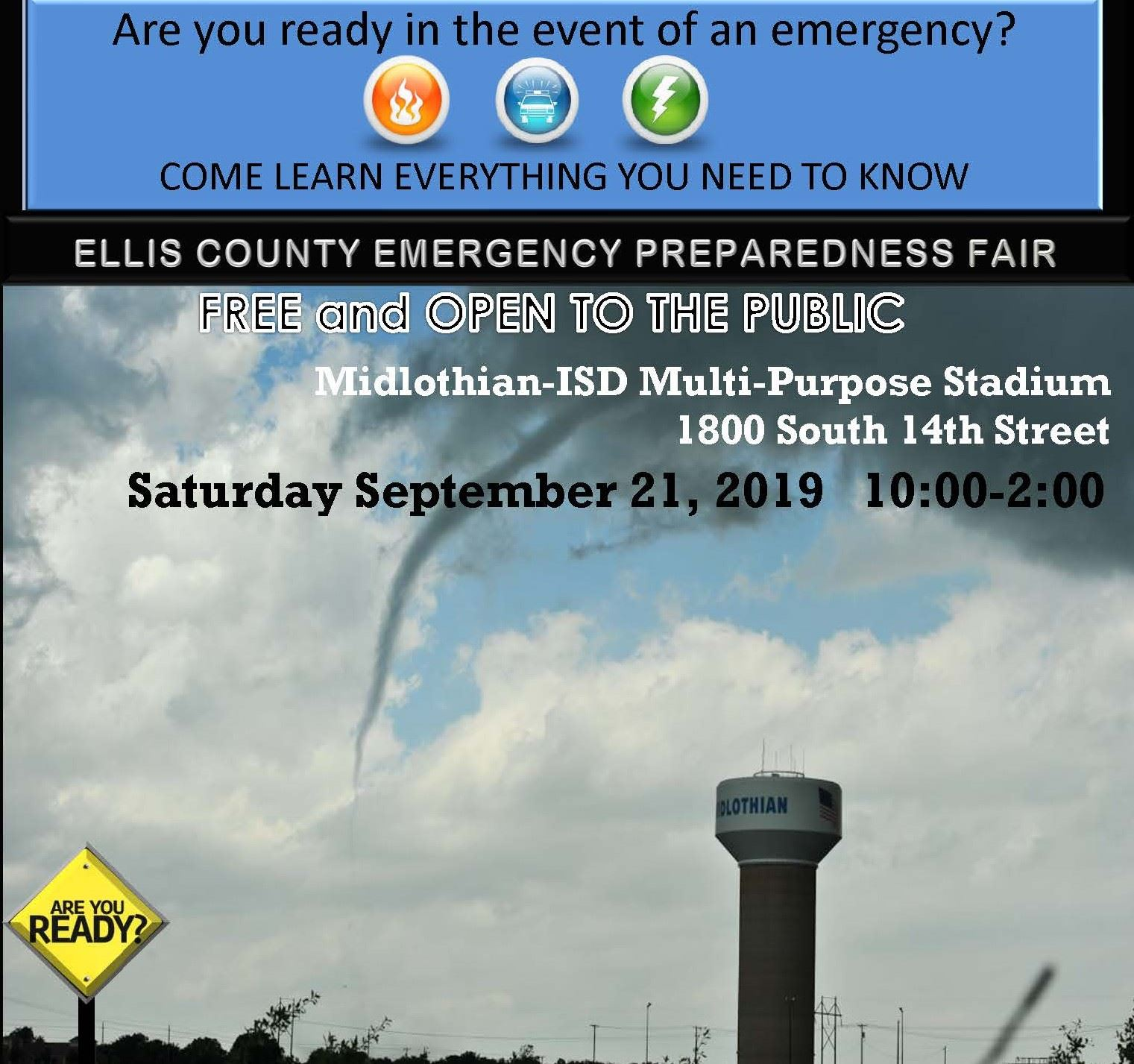 2019 EC Emergency Preparedness