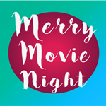 Merry Movie Night Logo