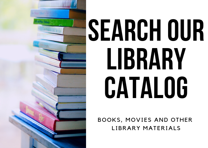 Library Catalog Graphic