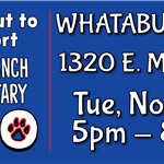 Spirit Night Whataburger