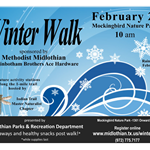 Winter Walk flyer 2020