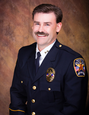 Carl Smith, Chief of Police